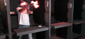 28 Lane Indoor Shooting Range